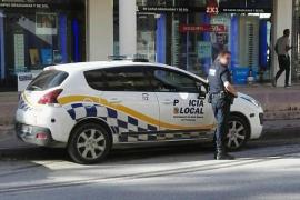 Mann wirft Frau in Palma aus viertem Stock