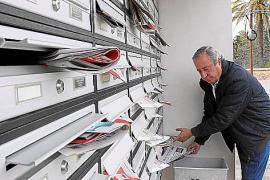 Der Postbote kommt wieder nach Calvià