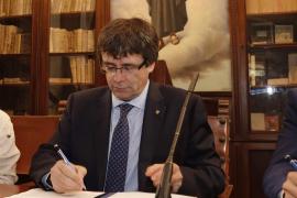 Puigdemont hält Spanien in Atem