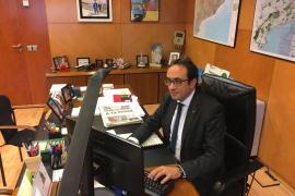 Katalanischer Ex-Minister kommt ins Büro und geht