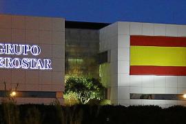 Iberostar zeigt Flagge für Spanien