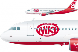Air-Berlin-Maschinen jetzt im Niki-Look