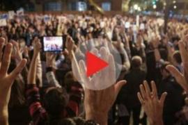 Mallorquiner gehen für Katalanen auf die Straße