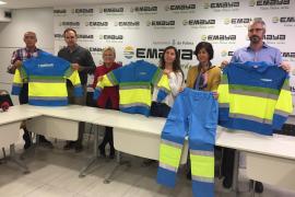 Emaya-Mitarbeiter in neuem Look