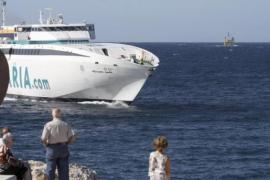 Fähre Mallorca-Menorca musste im Hafen bleiben
