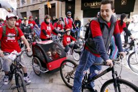Das Kind im Rad-Anhänger wird legalisiert