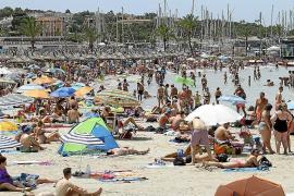 Neuer Menschenrekord im Sommer auf den Balearen