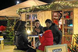 Weihnachtsmarkt in Santa Ponça feiert Zehnjähriges