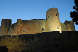 Eine Million zur Sanierung der Burg von Bellver