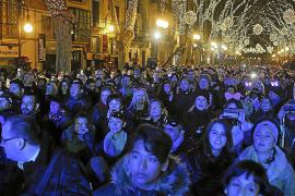 Palma feiert Silvester gleich an zwei Orten