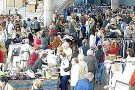 Palma Arena: Wieder großer Flohmarkt von Club Elsa