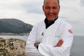 Frank Rosin kocht auf Mallorca für Rafael Nadal