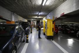 Parken in Palma wird 2018 nicht teurer