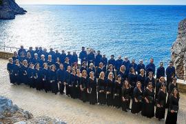 Benefiz-Konzert des Chores Capella Mallorquina
