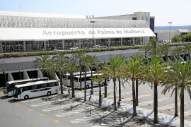 Airport Palma – geschäftig durch den Winter