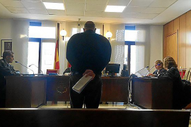 Haftstrafe für Schinkendieb aus Santa Ponça