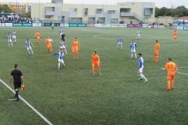 Atlético Baleares schlittert dem Abgrund entgegen
