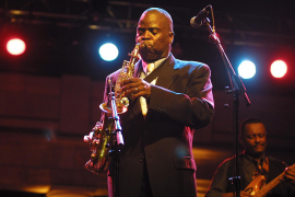 US-Saxofonist Maceo Parker gastiert wieder auf Mallorca