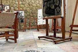 "Renovierung des Miró-Museums ""Atelier Sert"""