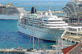 Kreuzfahrtfirmen protestieren gegen Ecotasa