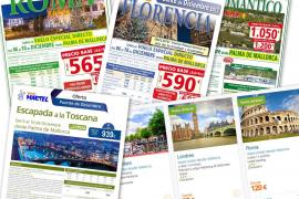 Mallorquiner lieben Städtereisen zur Adventszeit