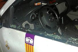 Wieder Taxi auf Mallorca aufgebrochen