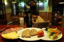 Das essen mallorquinische Familien gern