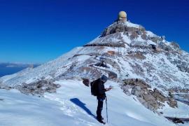 Weitere Schneefälle auf Mallorca erwartet