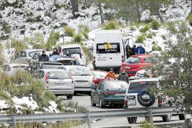 Berggemeinde beklagt Verkehrschaos bei Schnee