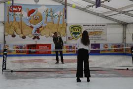 Mallorca Open 2018 mit Caroline Garcia