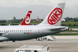 Niki-Flieger bleiben ab Donnerstag am Boden
