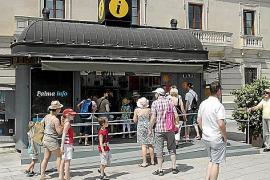 Tourismus: Palma plant drei neue Info-Büros