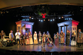 """A Christmas Carol"": Klassiker in Palmas Auditorium"