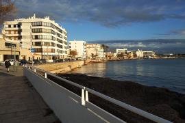 Promenade in Cala Gamba und Es Carnatge ohne Licht