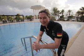 Claudia Pechstein will noch eine Medaille holen