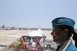 Eurowings peilt nach Tarifabschluß Wachstum an