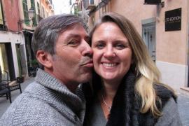Frank Krüger und seine Laura sind nicht nur ein Ehepaar, sondern auch ein eingespieltes Team.
