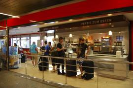 Gastro-Betriebe am Airport sollen bestreikt werden
