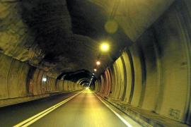Am Sóller-Tunnel wird schon nicht mehr kassiert