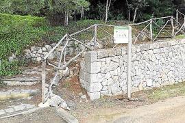 Der Puig de S'Enfront – ein Hügel mit Geschichte