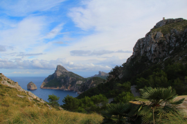 Bewölkt aber trocken über Mallorca am Silvestertag