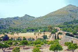 Wasserspeicher des Landgutes Galatzó renoviert