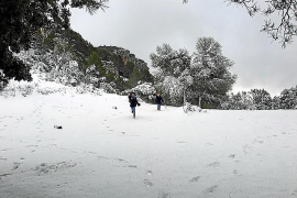 Dezember auf Mallorca war kälter als gewöhnlich