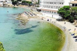 Abwasserrohr vor Sant Elm wird verlängert