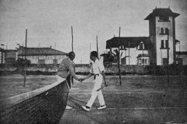Wenige Schritte von El Terreno entfernt, im Viertel Son Armadans, wurde in den 1930er Jahren eifrig Tennis gespielt.