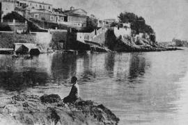 Vor dem Bau des Paseo Marítimo war Can Barbarà eine beliebte Badestelle für die Palmesaner.