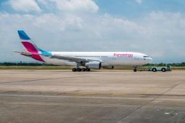 Eurowings bedient Mallorca bis März mit Großraumjets
