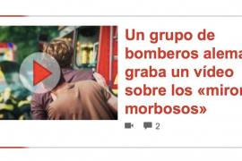 """""""Sei kein Gaffer"""" wird auf Mallorca zum Thema"""