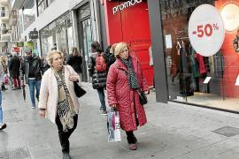Der Schlussverkauf auf Mallorca startet verhalten