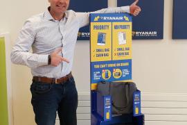 Ryanair führt neue Gepäckbestimmungen ein